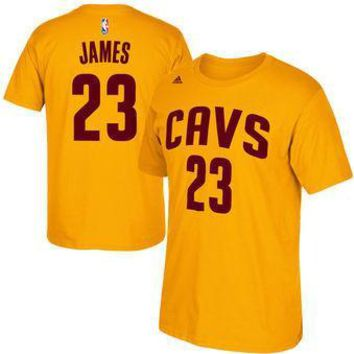 LeBron James - Cleveland Cavaliers - Player T-Shirt