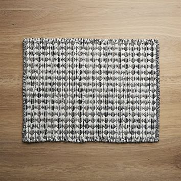 Canton Wool Placemat
