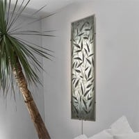 Bamboo Grove II Wall Sconce Light (8816) - Illuminada