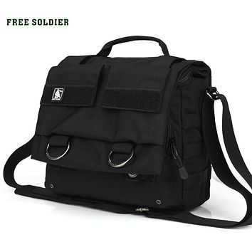 outdoor sports tactical bag men's nylon shoulder Hiking&Camping camera bags