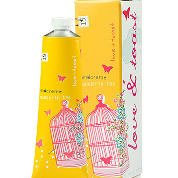 Love & Toast Mandarin Tea Handcreme Multi One Size For Women 27408195701