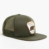 Coal The Bureau Snapback Trucker Hat