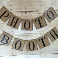 Photo Booth Banner / Photo Props / Birthday Photo Booth / Company Photo Booth Banner