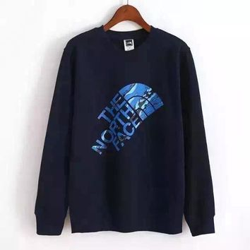 The North Face Knit Sports Casual Slim Hoodies [9571151431]