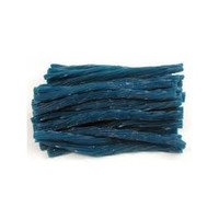 Blue Raspberry Licorice Twists 1 lb