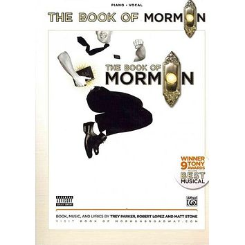 The Book of Mormon: Piano / Vocal