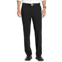 IZOD Straight-Fit Solid Premium Stretch Dress Pants - Men, Size: