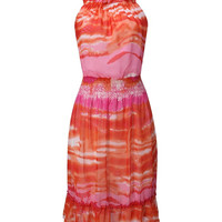 'The Kori' Bohemian Tropical Dress