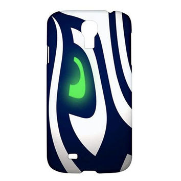 New Seattle Seahawks Samsung Galaxy S4 IV I9500 Hard Case Cover