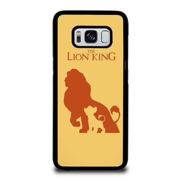 THE LION KING SIMBA Samsung Galaxy S8 Case Cover