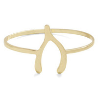 As You Wishbone Bracelet | Mod Retro Vintage Bracelets | ModCloth.com