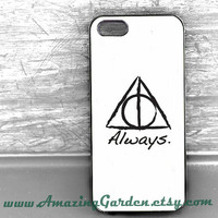 iPhone 5s/5c Case,Deathly Hallows Harry Potter,Samsung Galaxy S2/S3/S4 Case,personalized Phone Case,iPhone 4/4S/5 Case,iPod Touch 4/5 Case