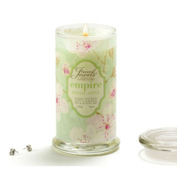 Secret Jewels Candle {Fresh Apple}