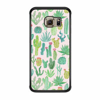 cactus pattern samsung galaxy s7 s7 edge cases