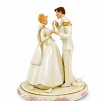 Lenox Cinderella's Wedding Day Cake Topper