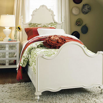 Bellamy Twin Size Arch Panel Bed