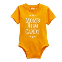Wry Baby ''Mom's Arm Candy'' Bodysuit