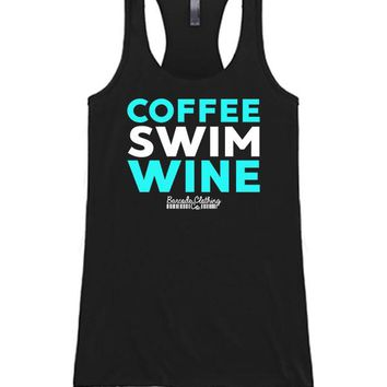 Coffee Swim Wine