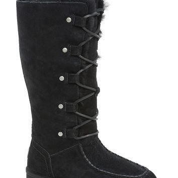 UGG? Australia 'Appalachian' Water-Resistant Lace-Up Tall Boot (Women) (Wide Calf) | N