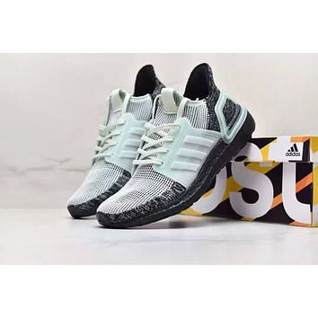 Adidas UltraBOOST 19 Fashion New Mesh Sports Leisure Running Shoes