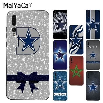 MaiYaCa Dallas Cowboys Admirable Luxury phone case for Huawei P9 10 plus 20 pro mate9 10 lite honor 10 view10 Mobile Cover