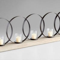 Cyan Design Ohhh Five Candle Candleholder - 05085