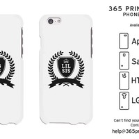 Matching Phone Cases For Sisters - iPhone 4 6P  Galaxy S3 6  Note4  G3    Matching Iphone Cases For Sisters