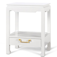 Julian 1-Drawer Side Table design by Bungalow 5