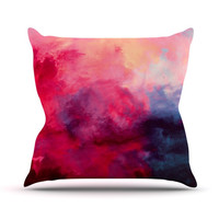 "Caleb Troy ""Reassurance"" Throw Pillow, 16"" x 16"" - Outlet Item"