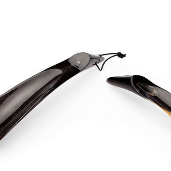 REAL HORN SHOEHORN
