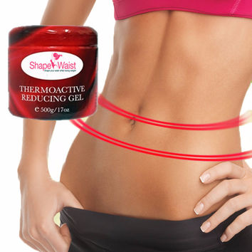 Thermo-Active Fat Reducing (HOT) Gel - Best Seller