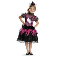 Hello Kitty Witch Costume - Toddler (Pink)
