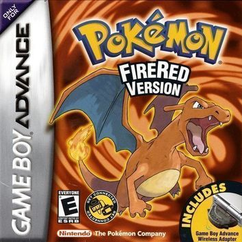 Pokemon FireRed