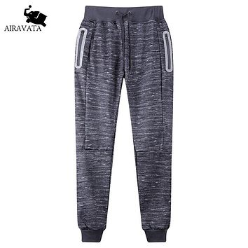 New Fashion Male Joggers Trousers Pants Men Spring Fleece High Quality Hip Hop Casual Sweatpants For Men