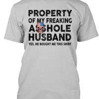 Gift for Wife of Asshole Husband Ever
