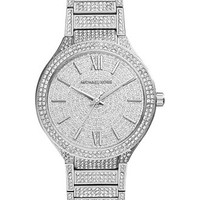 Michael Kors Women's Kerry Pavé Stainless Steel Bracelet Watch 38mm MK3359