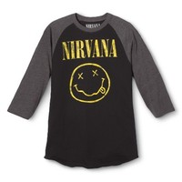 Nirvana Men's Raglan T-Shirt