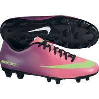 Nike Men's Vortex FG Soccer Cleat - Red/Purple | DICK'S Sporting Goods