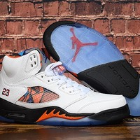 Air Jordan 5 Knicks