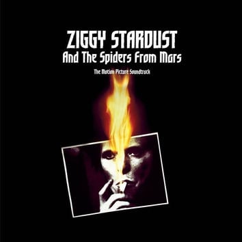 Ziggy Stardust and the Spider Of Mars- Bowie, LP