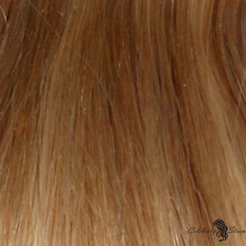 """21"""" Clip In Remy Hair Extensions: Blonde/ Monroe Blonde No. P27-613"""
