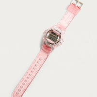 Casio Clear Pink Baby-G Watch | Urban Outfitters