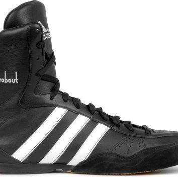 ADIDAS PRO BOUT BOXING SHOE | TITLE MMA Gear