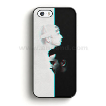 Twenty One Pilots Tyler Joseph Josh Dun iPhone 5/5S Case  | Aneend.com