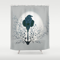 Tribute to Game of Thrones Shower Curtain by LilaVert | Society6