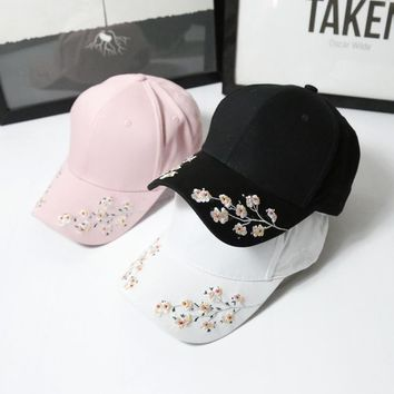 Trendy Winter Jacket Men Trapback Hip Hop Hats New Baseball Caps Women Snapback Cap Flower Summer Embroidery Curved Autumn Snapback Caps Bone AT_92_12