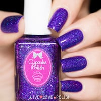 Cupcake Polish Copa Girls Nail Polish (Las Vegas Showgirls Collection)