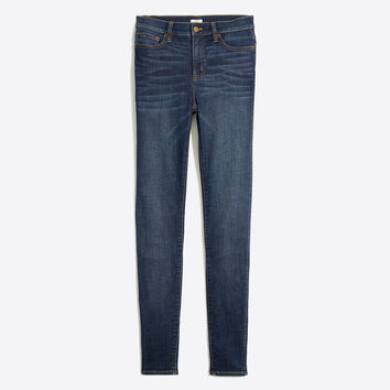 Classic blue wash high-rise skinny jean with 29