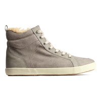 H&M - Lined High Tops