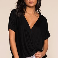 Sweet Nothing Top - Black